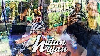 Hutan Hujan - 8.4 cm Live From TRA! (The Relationship of Art)