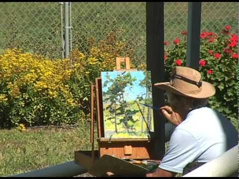 California Art Club Paint-Out in San Luis Obispo
