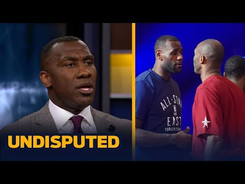 Kobe Bryant vs LeBron James - Skip and Shannon passionately debate who is better | UNDISPUTED