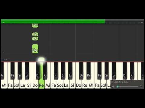 titanic piano tutorial by profe Roberto