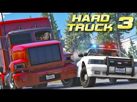 """""""HARD TRUCK 3"""" - GTA 5 Action Film thumbnail"""