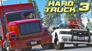"""HARD TRUCK 3"" - GTA 5 Action Film"
