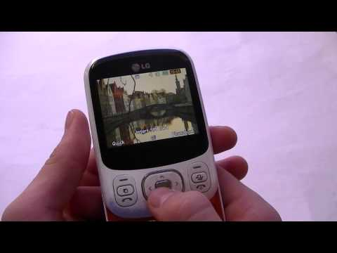 English: LG InTouch Lady video preview