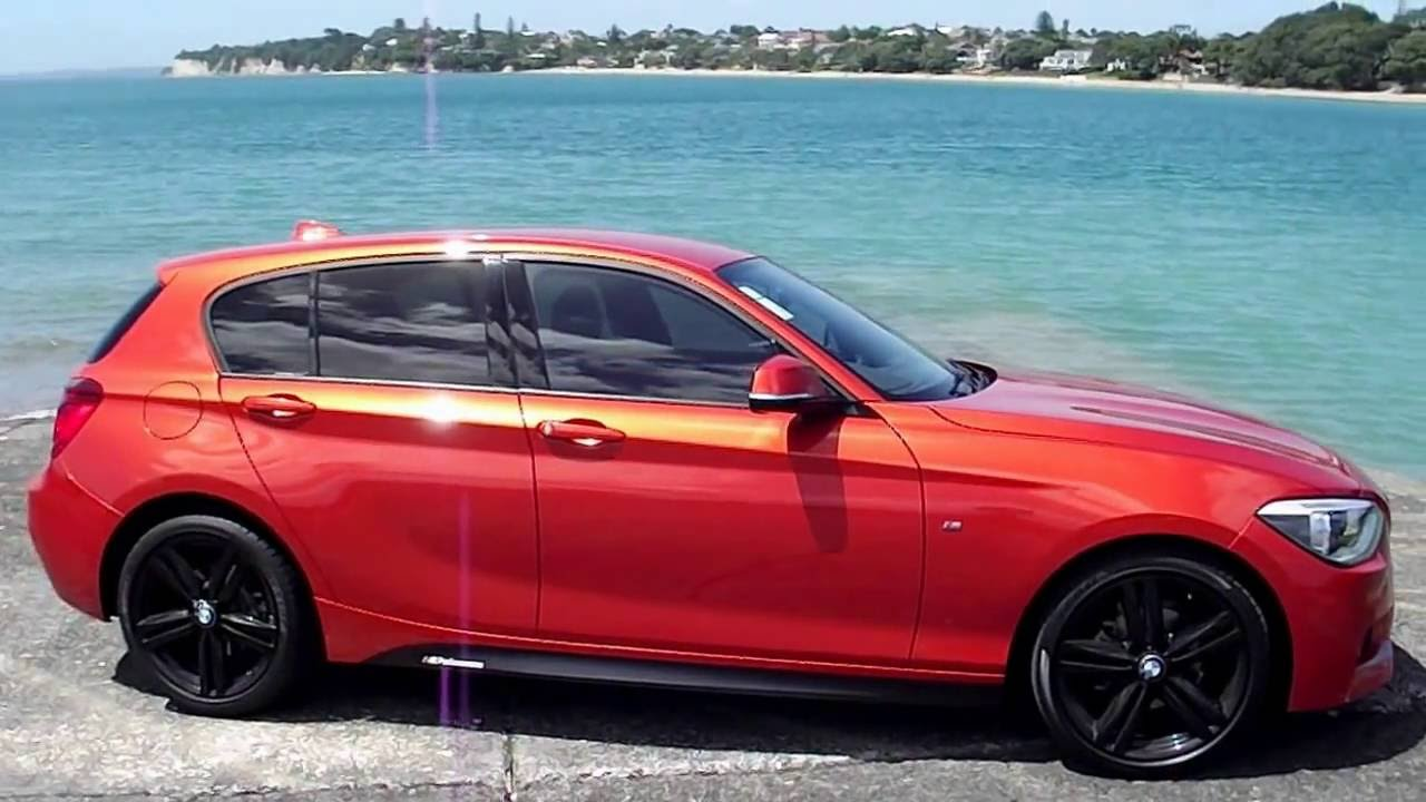 2014 bmw 116i m-sport - youtube