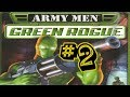 Army Men Green Rogue #2 - The Learning Drop