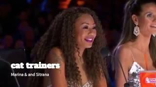 Americas got talent: Mel B loves them
