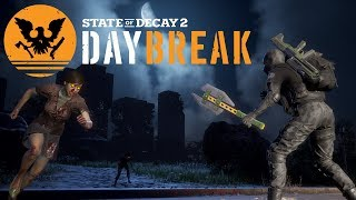 State of Decay 2 Daybreak Gameplay Review Xbox One X