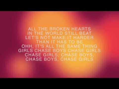 Ingrid Michaelson - Girls Chase Boys (lyrics)