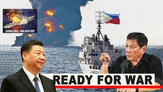 South China Sea fury: Philippines warning to Beijing exposed – 'You'll have to kill me!'