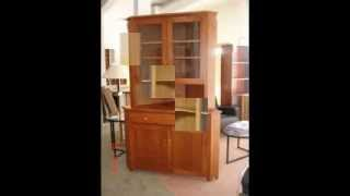 Dining room corner cabinet design ideas