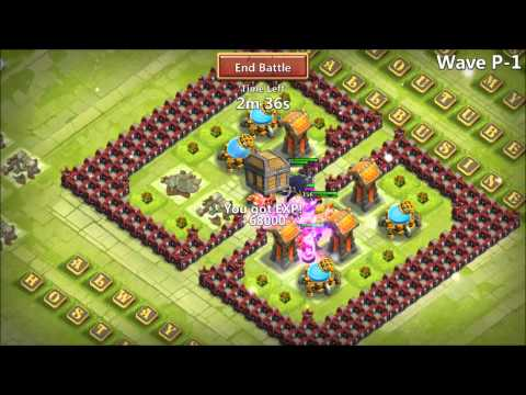 Castle Clash 8 Star Death Knight And Pixie HBM P New Update IOS