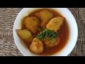 Sajri Badiyan- Freshly cooked Lentil Dumplings in Tomato Gravy