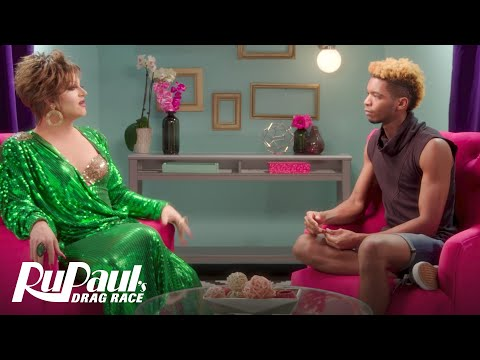 RuPaul's Drag Race (Season 8 Ep. 8 Recap) | The Pit Stop with Kingsley & Shannel | Logo