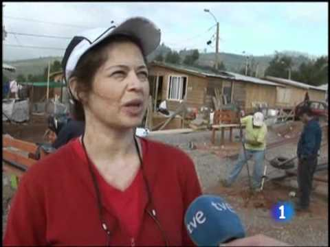 Television Española - Chile 1 año despues
