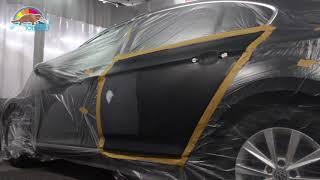 Ремонт і фарбування дверей автомобіля Volkswagen Passat за 8 годин в АвтоТОТЕММ
