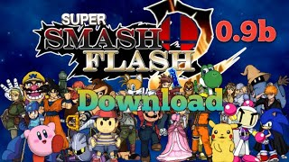 How to download and run ssf2 0.9b Version!