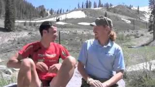 Kilian Jornet Pre-2011 Western States 100 Interview