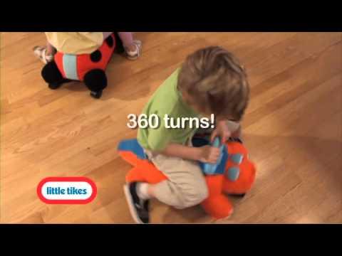 Little Tikes Pillow Racers