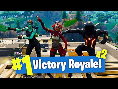 WE DESTROYED TILTED TOWERS OURSELVES!!! ft. The Fellas (FORTNITE BATTLE ROYALE FUNNY MOMENTS)