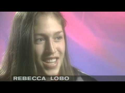 Rebecca Lobo's Transition From College To The USA Women's Team