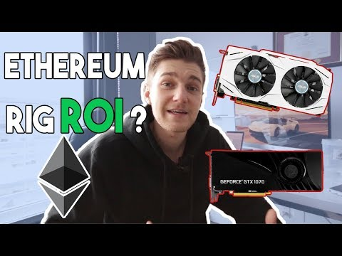 ROI Ethereum Mining Rig After 1 Year! Worth It? GTX GPU Mining Rig - Crypto 2019 Profit