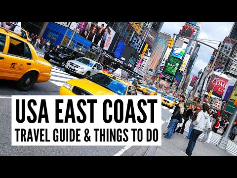 New York and Washington DC Travel Guide - Tour the World TV