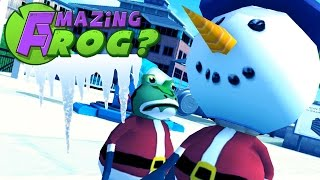 NEW HOLIDAY UPDATE - Amazing Frog (Update f0.2.8a) - Part 26