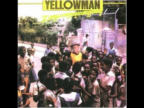 Yellowman-sexy yellowman