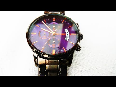 Fashion Watches For Men Belushi