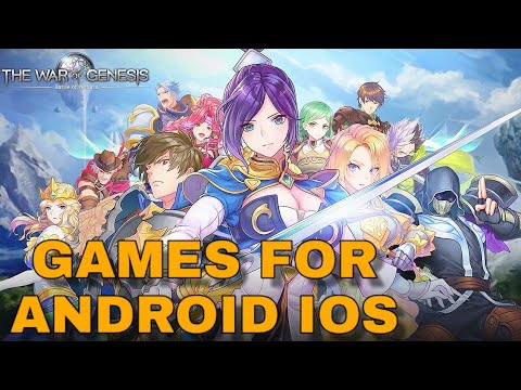 Top 5 Games For Android/ios 2019 (S-WORLD)