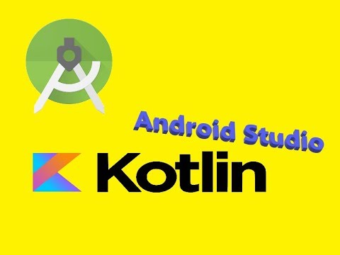 Create a Spinner by Kotlin / Android Studio (English Language)