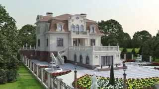 видео Проекты домов в итальянском стиле