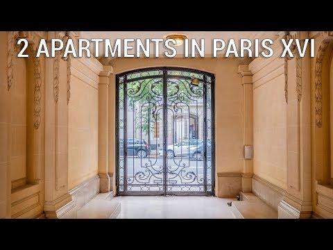 Paris XVI - Luxurious  apartments in a Haussmannian building. ref : 100098CVA75
