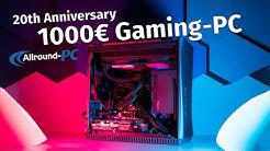 Allround-PC feiert 20 Jahre Jubiläum + 1000€ Gaming-PC Gewinnspiel