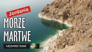 Niezwykly Swiat - Jordania - Morze Martwe