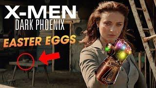 X-MEN DARK PHOENIX | NHỮNG CHI TIẾT ẨN CÓ THỂ BẠN BỎ QUA