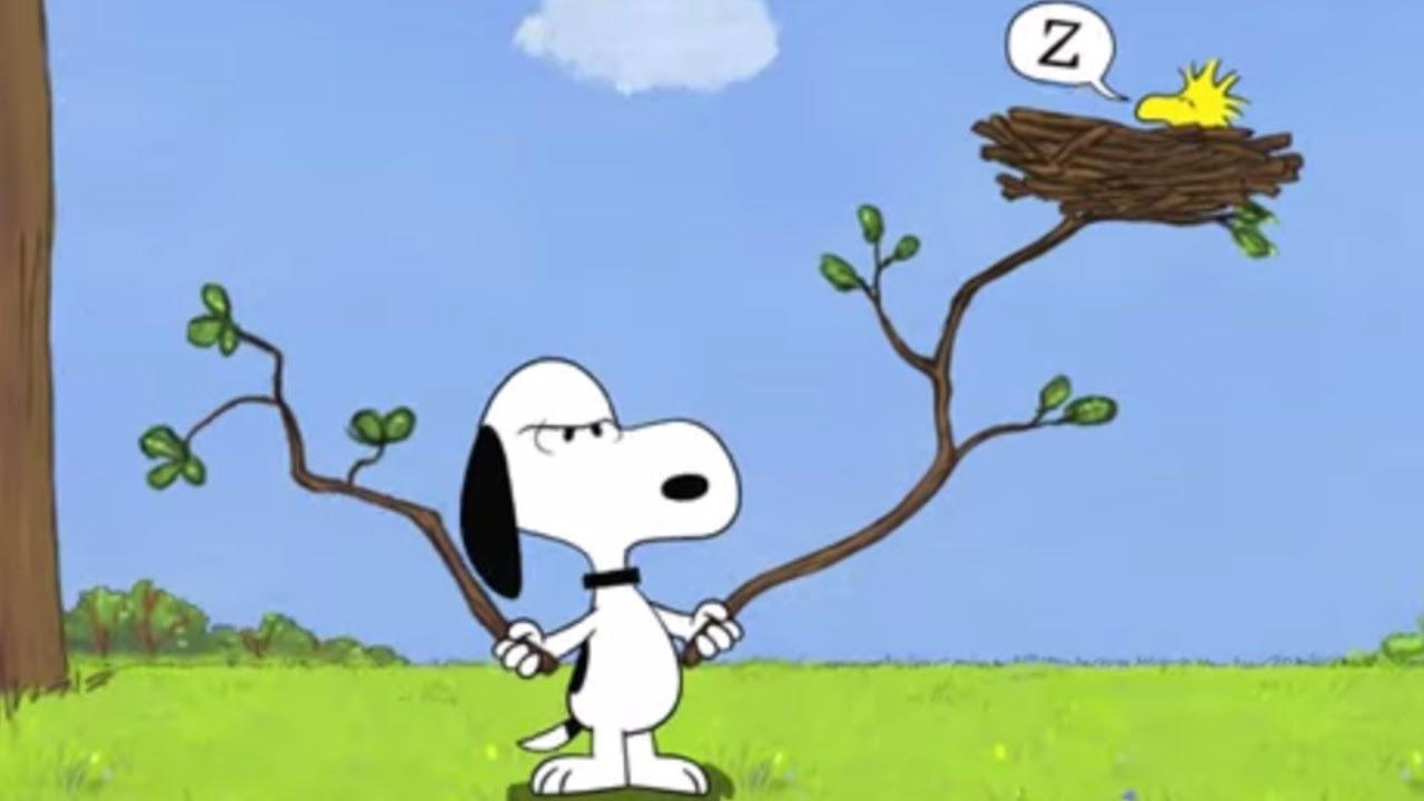 Snoopy the Tree