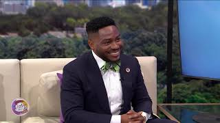 Sister Circle | Brandon Fleming, CEO of Harvard Diversity Project | TVONE