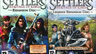The Settlers 5: Heritage of Kings Expansion/Legends Soundtrack  - Bridge Build