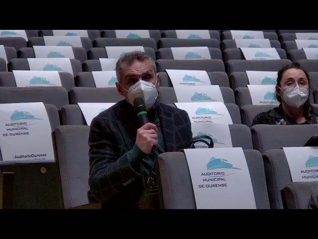 Pleno ordinario Concello de Ourense 8/1/2021 Segunda parte