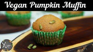 Vegan Pumpkin Muffin