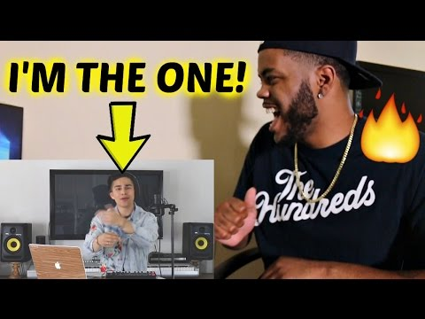 Despacito & I'm the One by Justin Bieber, Luis Fonsi, Chance The Rapper   Alex Aiono Mashup REACTION