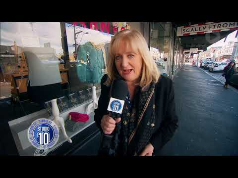 Denise Scott's Favourite Things In Melbourne | Studio 10