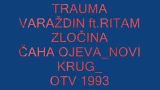 Ttrauma ft. Ritam zločina-live OTV 1993