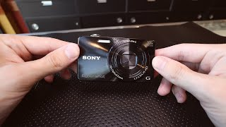 Sony Cyber-shot DSC-WX220 Hands-On And Opinion