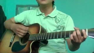 Xoa ten anh guitar cover by vothienan
