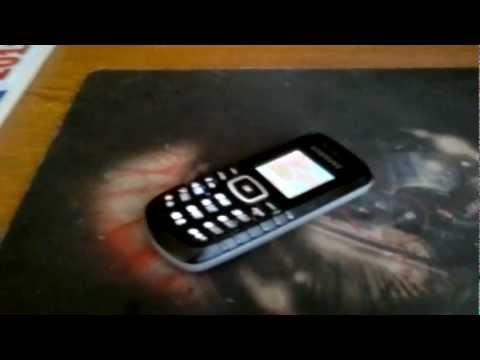 обзор Samsung GT-E1080W