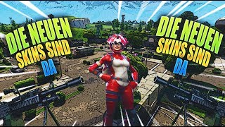 [🔴LIVE] Fortnite 💪New skins are here + Road to 850 !💪 Subscription Zocken [GER][PC]💪