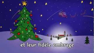 « Mon beau sapin » (Version playback instrumental) - Mister Toony
