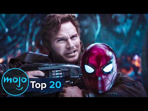 Top 20 Most Hilarious MCU Moments